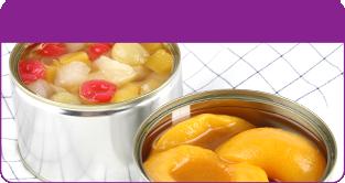 罐装豆类/其他蔬菜