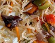 Mixed Vegetable - Chop Suey