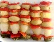 Mixed Vegetable - Party Sticks