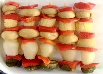 Mixed Vegetable – Party Sticks
